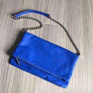 EXPRESS Royal Blue Shoulder Bag